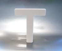 3D Buchstabe - Freischaum - 5mm